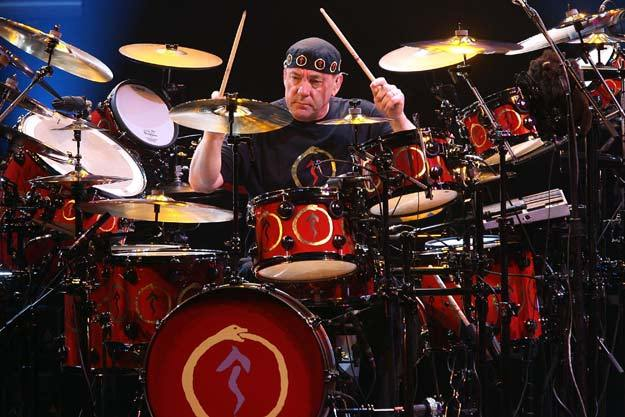 Happy Birthday Neil Peart of who is 66 today
