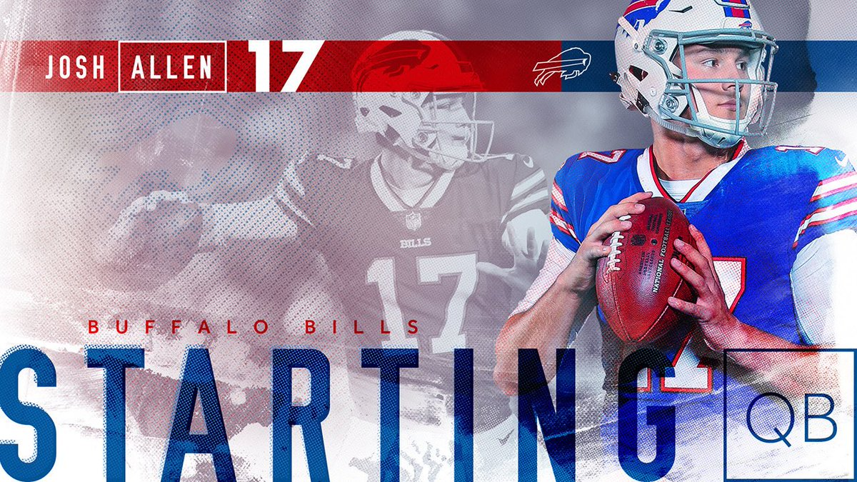 Why Josh Allen is fit for success and a fit for Buffalo