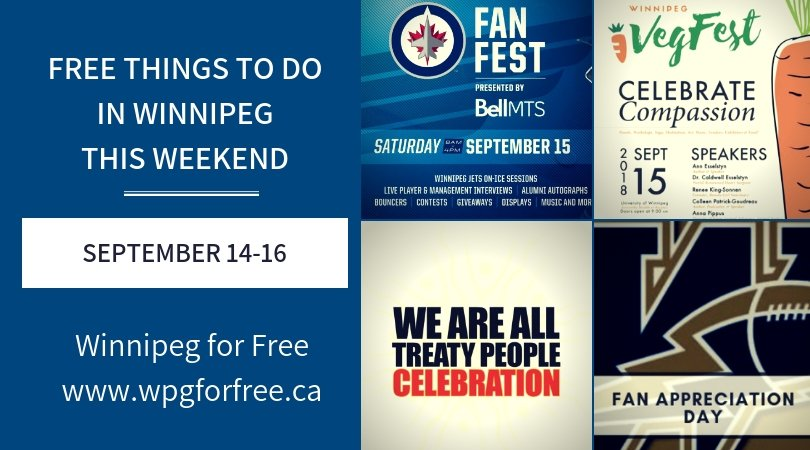 Winnipeg for free wpgforfree twitter free things to do in winnipeg this weekend september 14 16 click here for the list httpwpgforfreeweekend posted every wednesdaypicitter malvernweather Choice Image