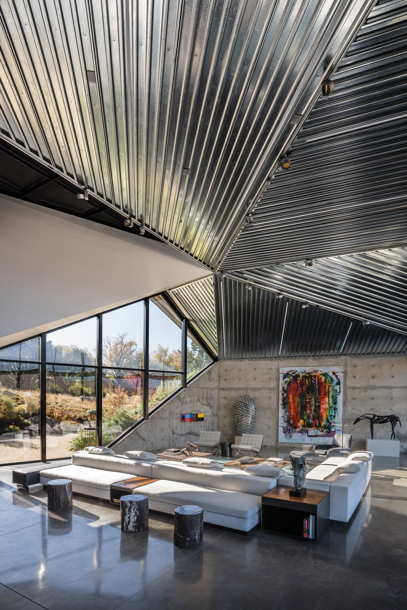 Chatouya Visitor Center by Tumushi Architects bit ly/2PHga0t