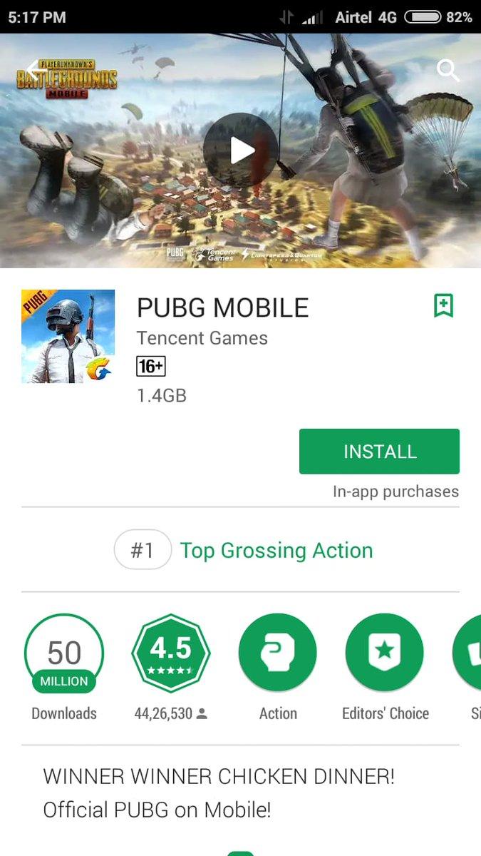pubg mobile official store trailer
