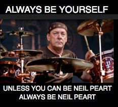 Happy Birthday Neil Peart