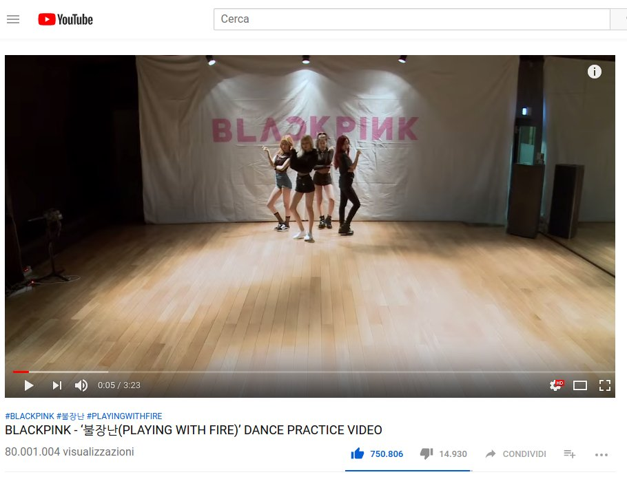 Kpop Charts News On Twitter Blackpink Playing With
