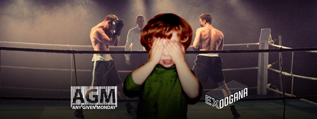 Any Given Monday | Eye Of The Tiger @ Ex Dogana