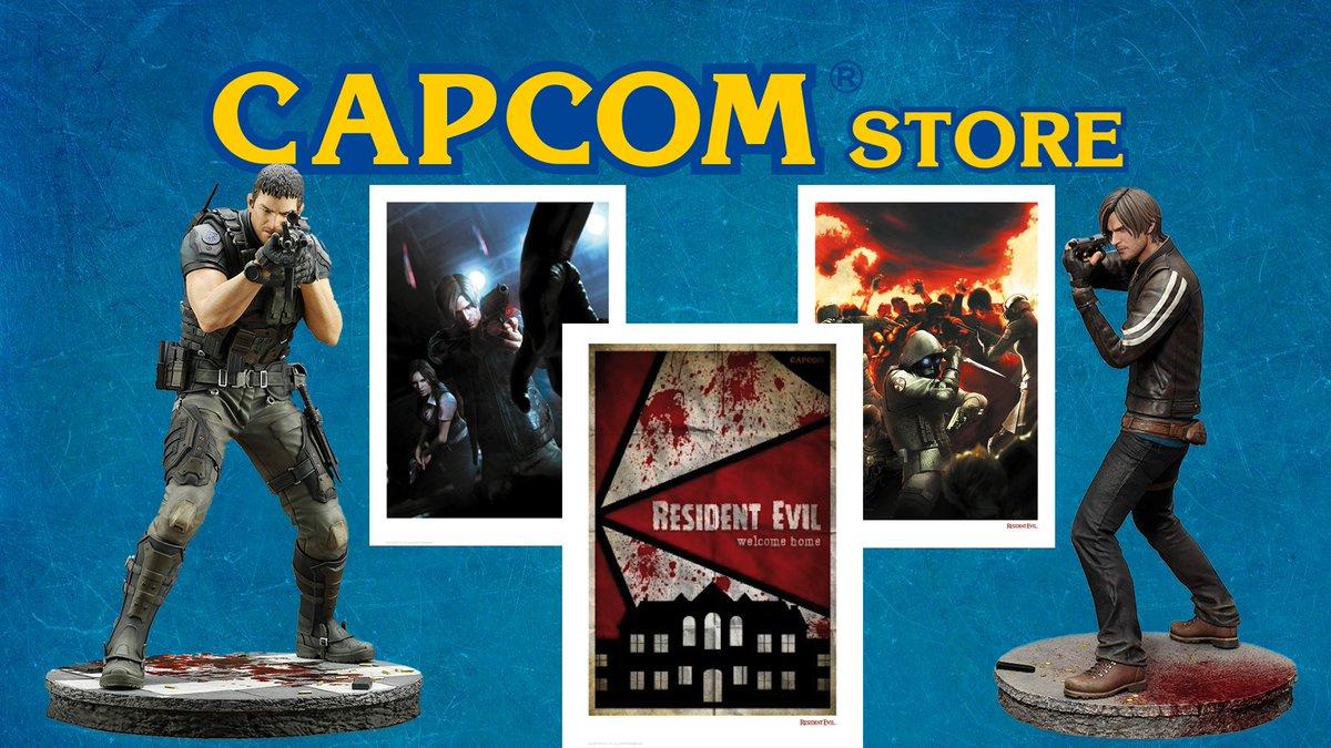 Got somethin that might interest ya, stranger! Check out our new European E-Capcom store. bit.ly/2oSLIUN We ship here: bit.ly/CAPCOMSHIPPING