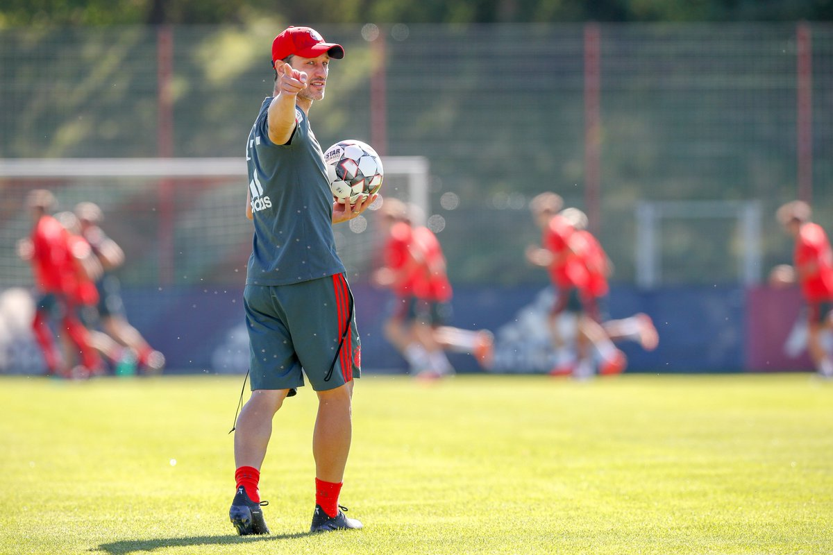 👉 Boys, we've got work to do 💪 🔜 #FCBB04 #FCBayern #MiaSanMia