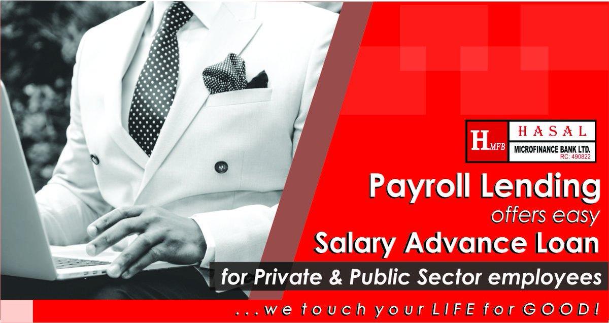 payroll advance loan