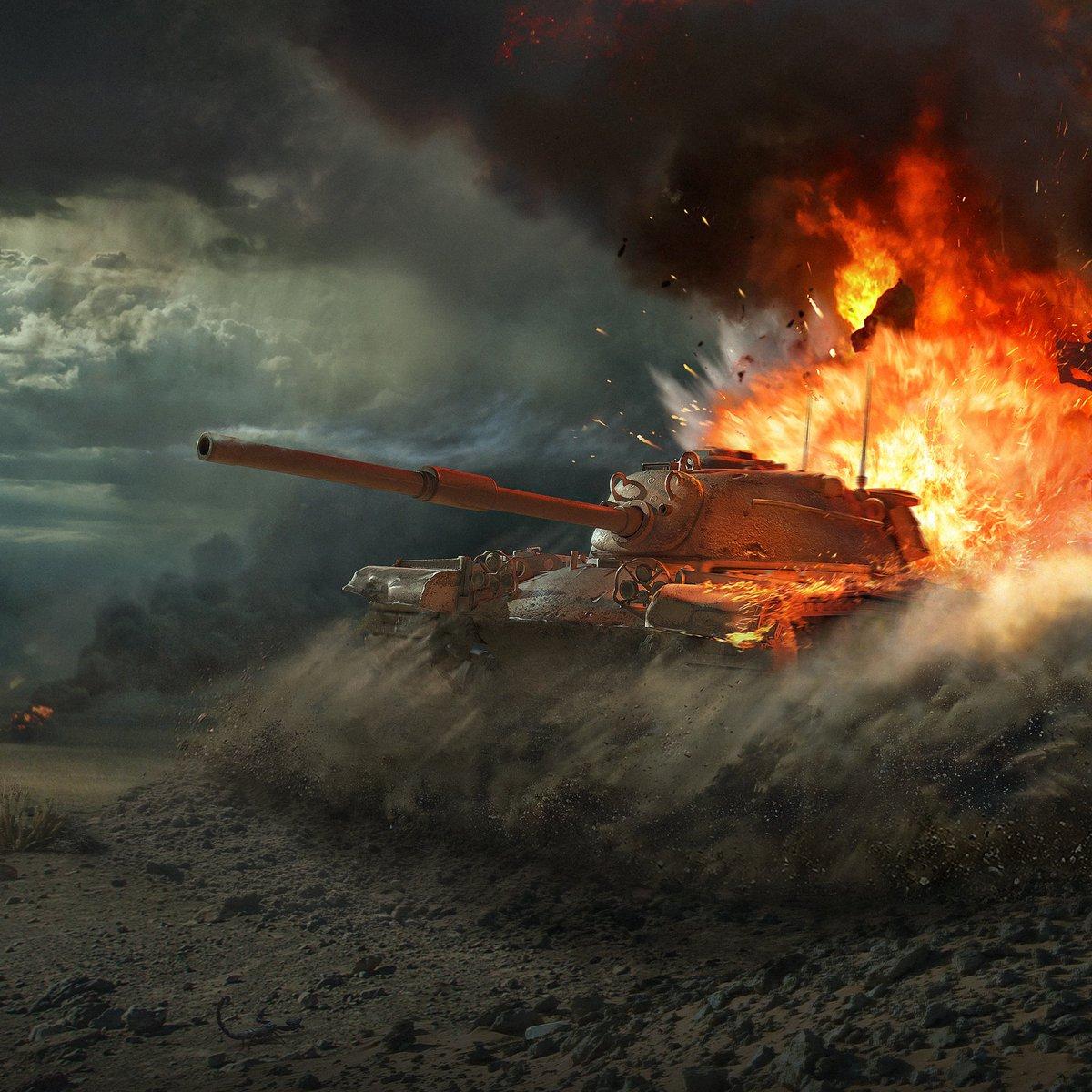 World Of Tanks Blitz On Twitter Epic Wallpaper For Your