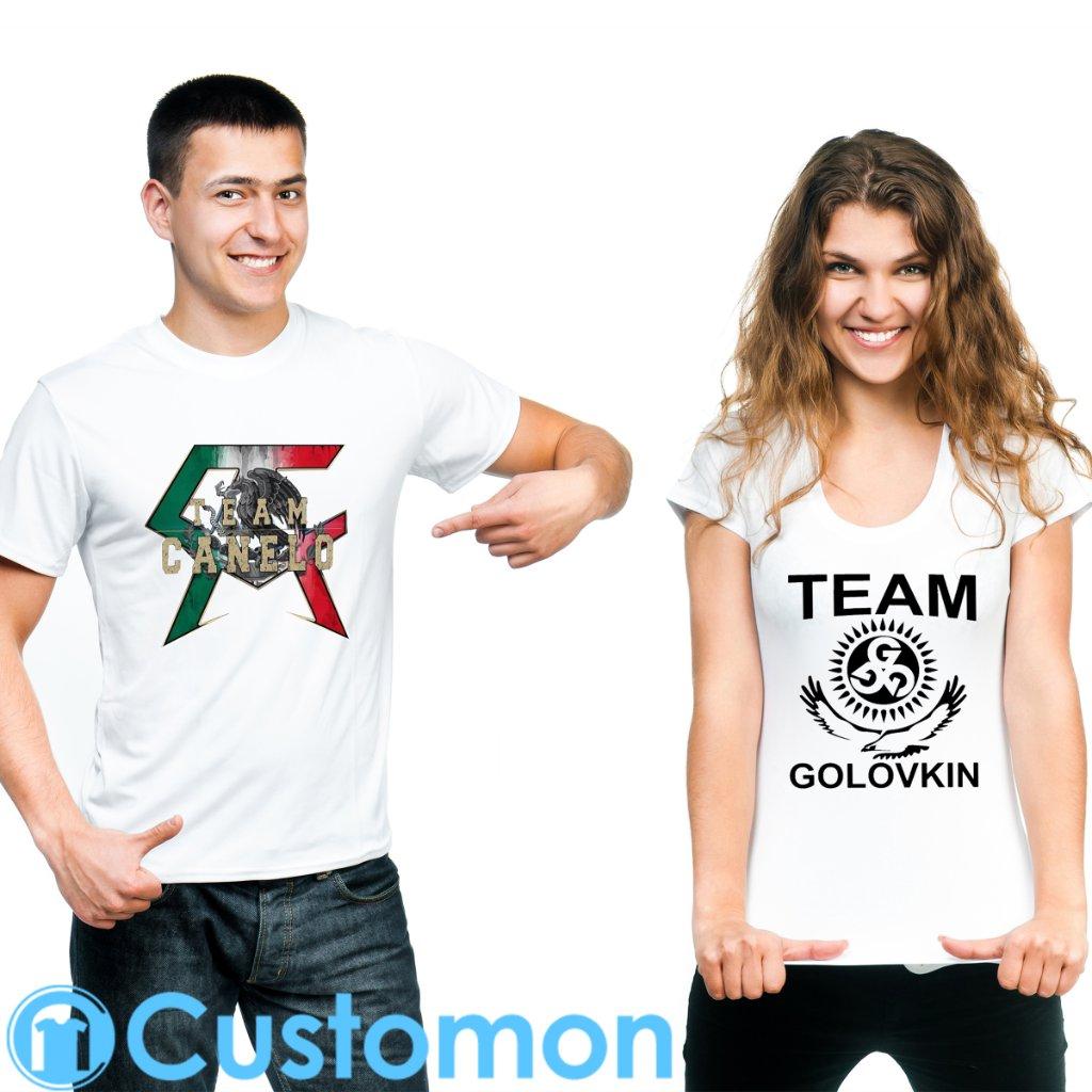 826c46d5 #TeamCanelo #CaneloAlvarez #Golovkin #TeamGolovkin #GGG #CaneloVsGolovkin  #goldenboy #Boxing #fight #Mexico #glory #CaneloTshirt #GolovkinTshirt  #King ...