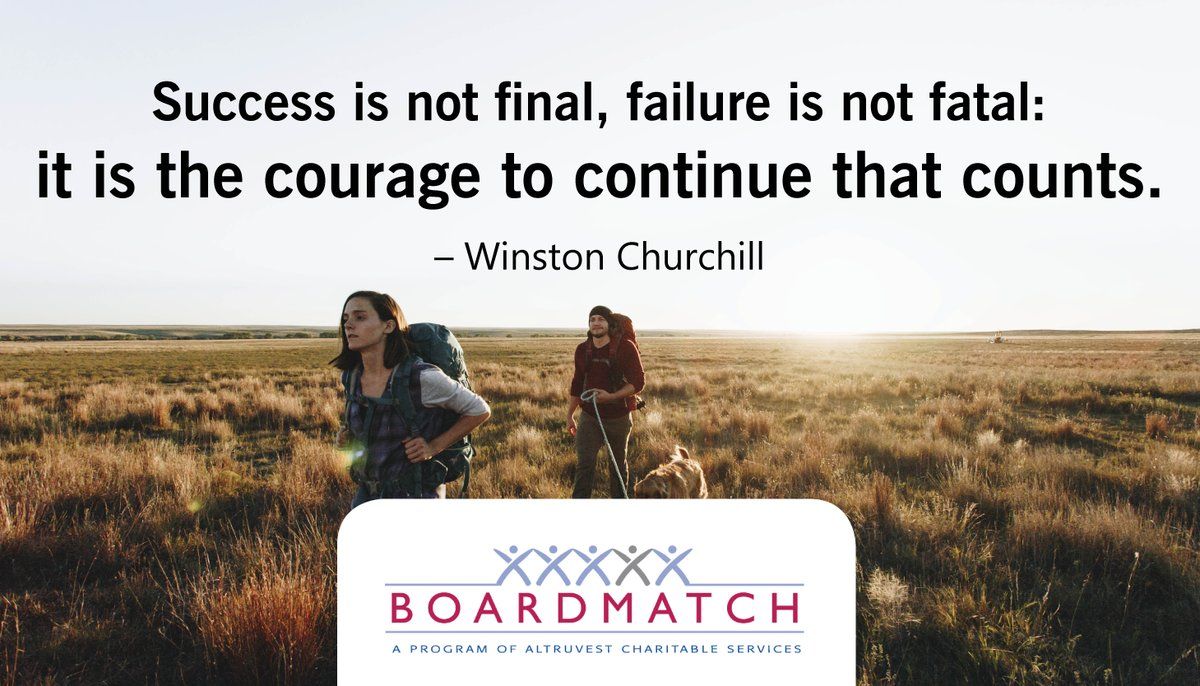 #altruvest #BoardMatch #leadership #improvement #charityCanada #charity #volunteer #leaders #communities #charities #leadershipskills #volunteering #board #toronto #volunteertoronto #volunteertoday #skills #motivation #newweek #newgoals #growth #quotes #WinstonChurchill