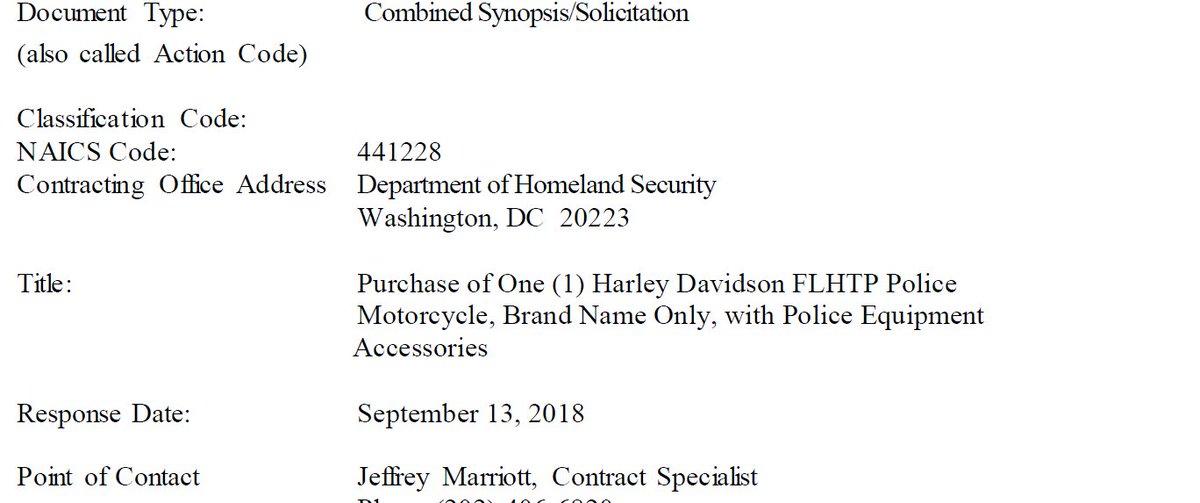 2018 Harley Davidson Model Codes