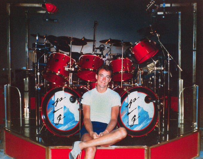 RUSH// Happy Birthday  Neil Peart!
