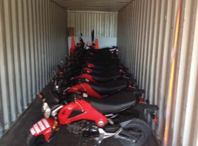 Rcmp Investigating Theft Of 11 Motorcycles From A Driving School
