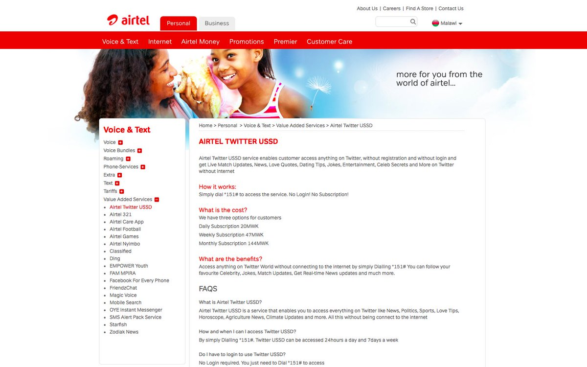 Dating airtel site 2019