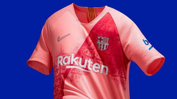 ¿Qué color es la nueva playera del  FCBarcelona   🤔🤔🤔 https  d0783dbd66f00