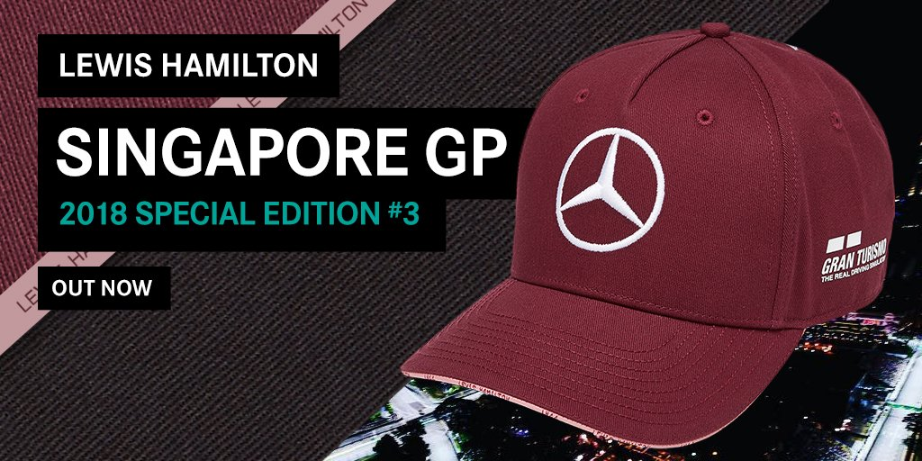 Mercedes Amg F1 On Twitter Is This The Best Lewishamilton Cap Yet