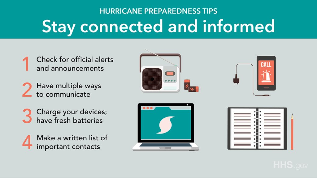 Hurricane prep tips