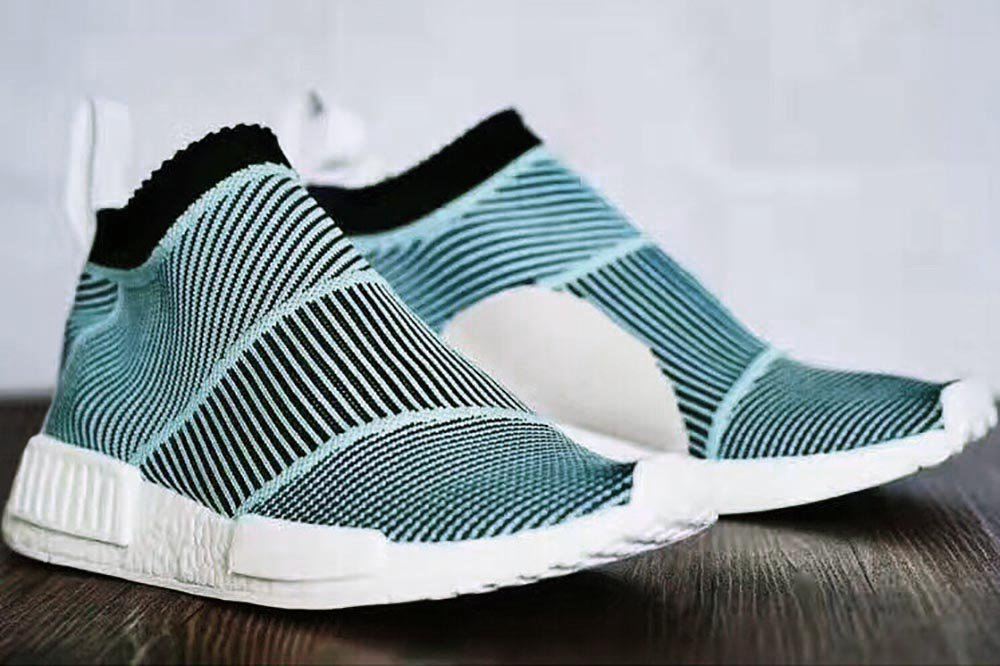 afbfe72cc 65% OFF + FREE shipping on the Parley x adidas NMD CS1 PK