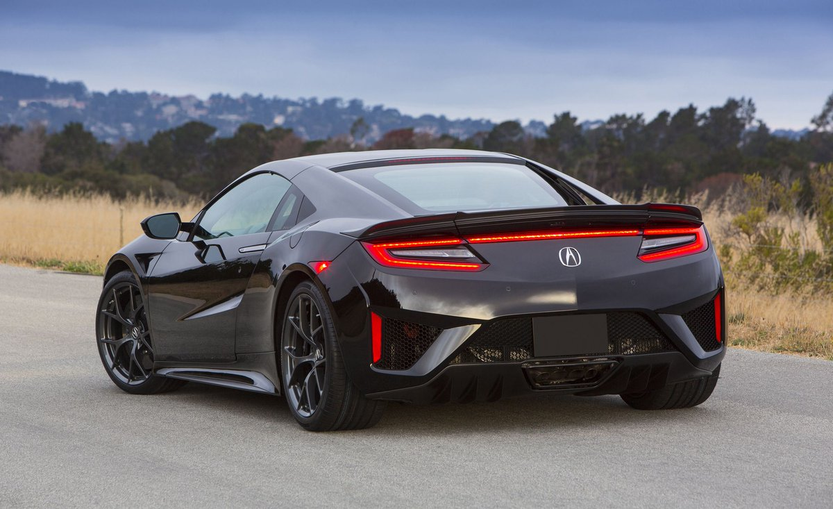 Car And Driver On Twitter 1760 Acura Nsx Cars Have Been Recalled For Fuel Tank Brake Light Problems Https T Co Aw2b1hdcgf