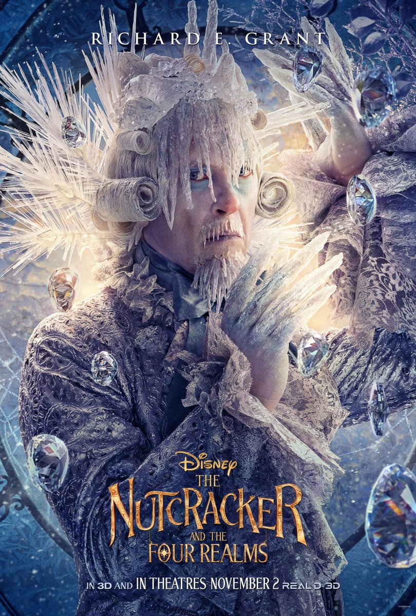 Disney S The Nutcracker And The Four Realms Character