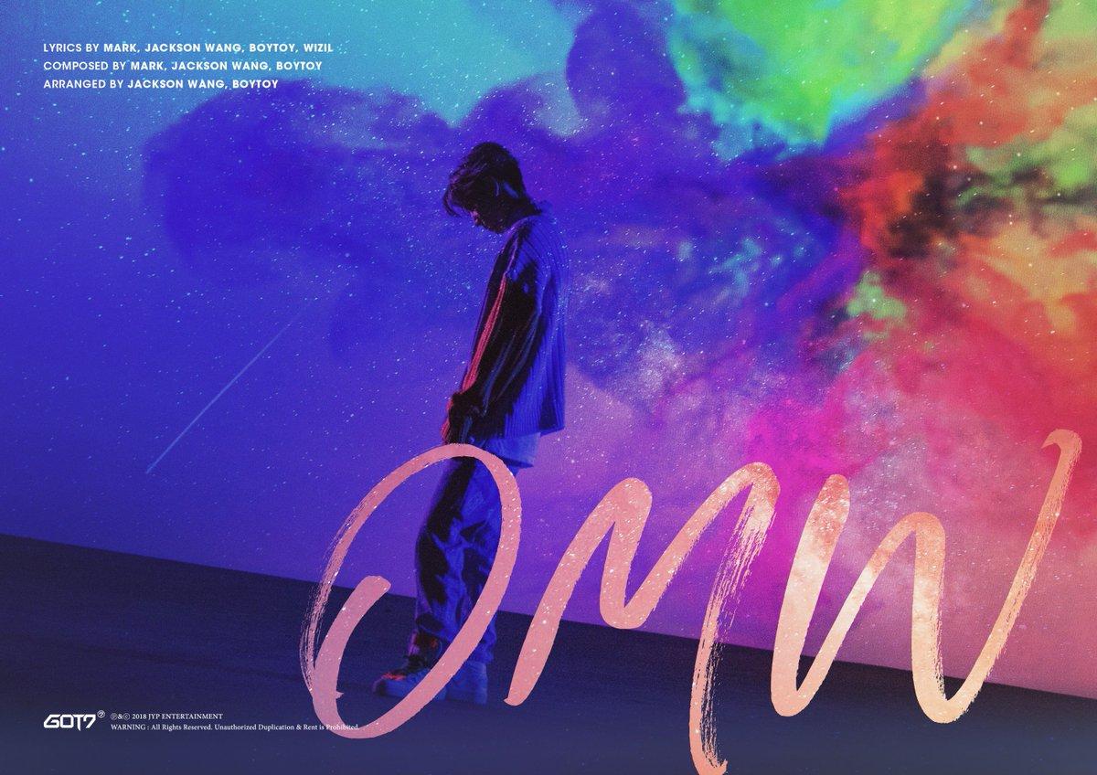 GOT7 3rd Album <Present : YOU> TEASER IMAGE  #MARK #OMW  2018.09.17 MON 6PM  #GOT7 #갓세븐 #PresentYOU #Lullaby