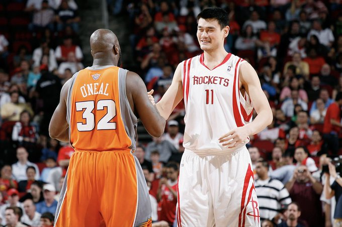 New Blog: Quick Happy Birthday Shoutout To The Legend That Is Yao Ming