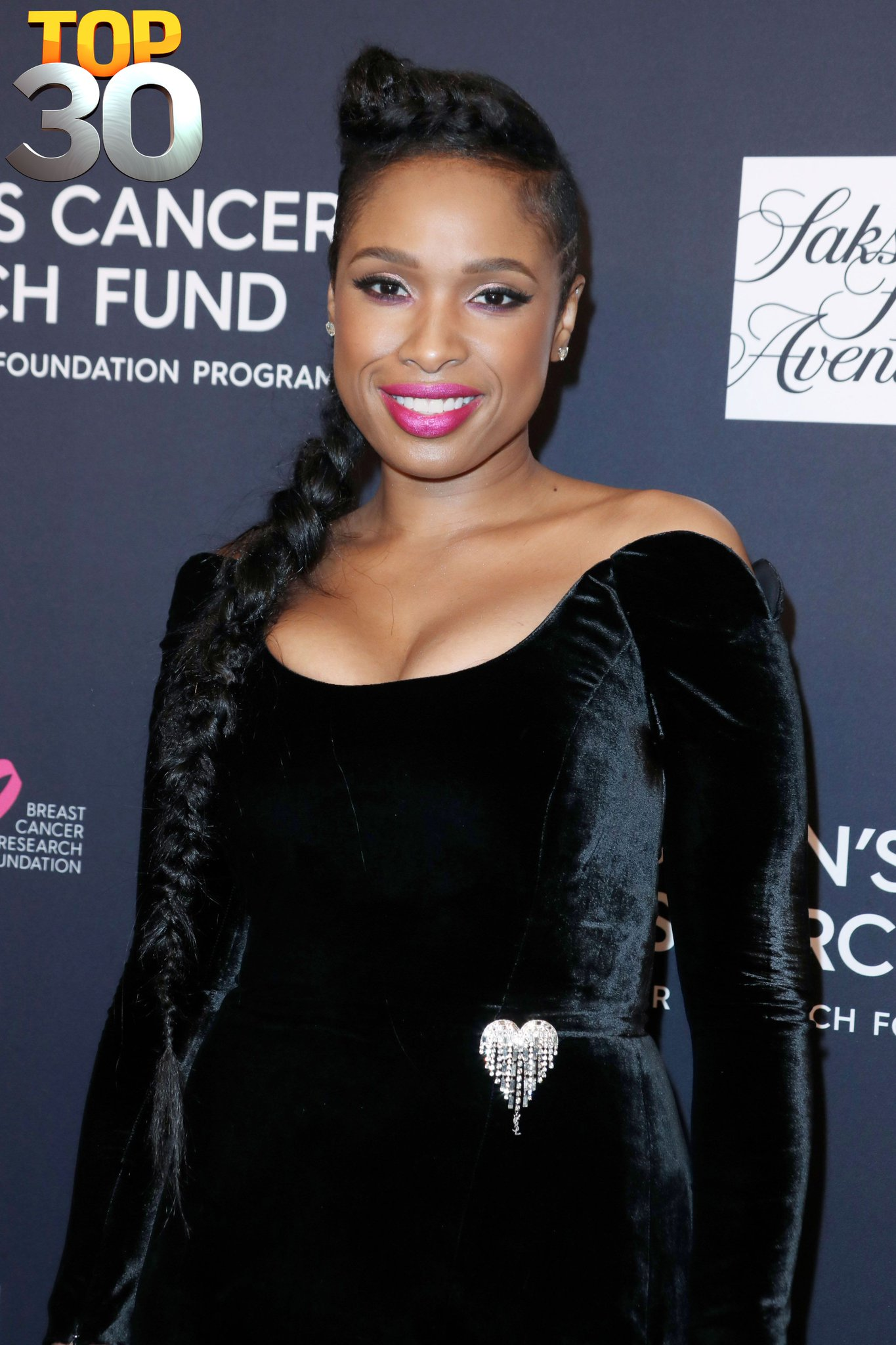 Happy 37th Birthday, Jennifer Hudson!