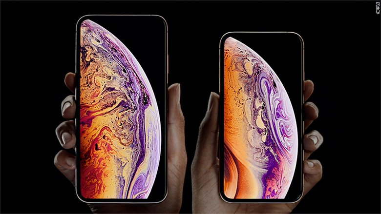 Apple announces three new iPhones, a new watch -- and not much else https://t.co/4B1sr0de3b