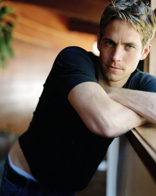 Happy Birthday Paul Walker! RIP