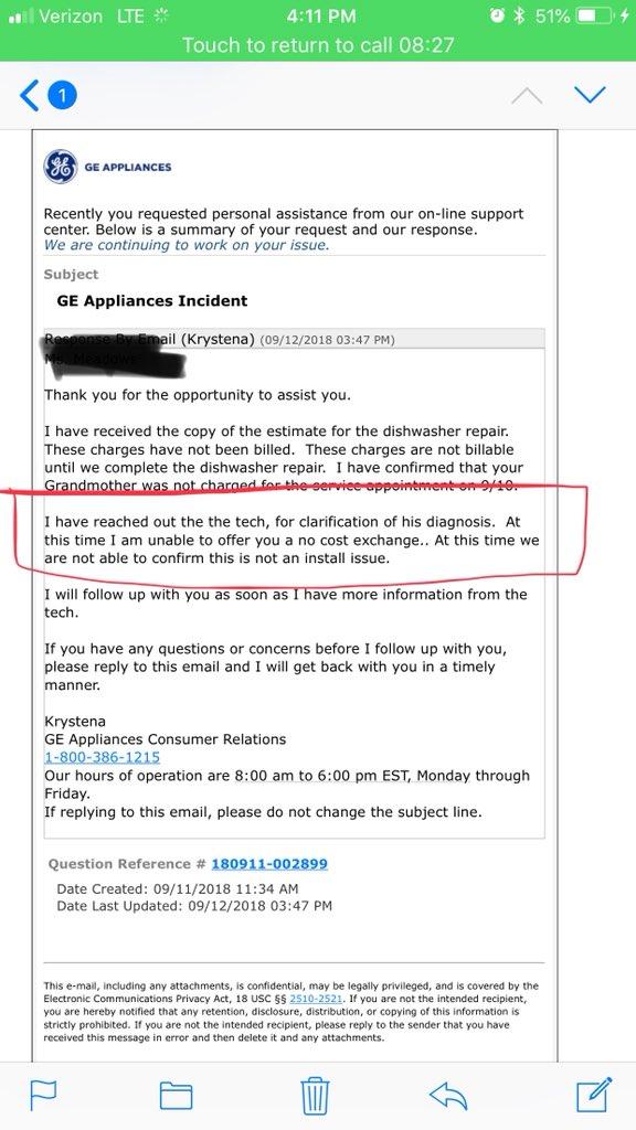 GE Appliances on Twitter: