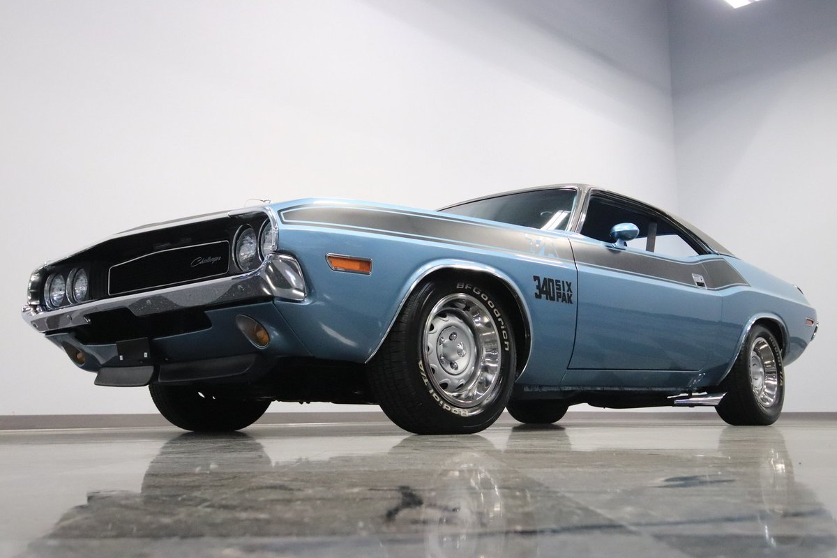 Streetside Classics On Twitter Newvsvintage What Would You Rather Have This 1970 Dodge Challenger T A Six Pack Or This 2015 Dodge Challenger Srt Hellcat Musclecar Oldcar Classiccar Collectorcar Racecar Retrocar Mopar Mopars Moparfamily