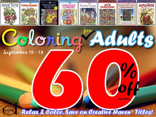 Plus Get Freeshipping Shopw Now Doverpublications Coloring Sale Coloringbookspictwitter TK3jWkwFcD