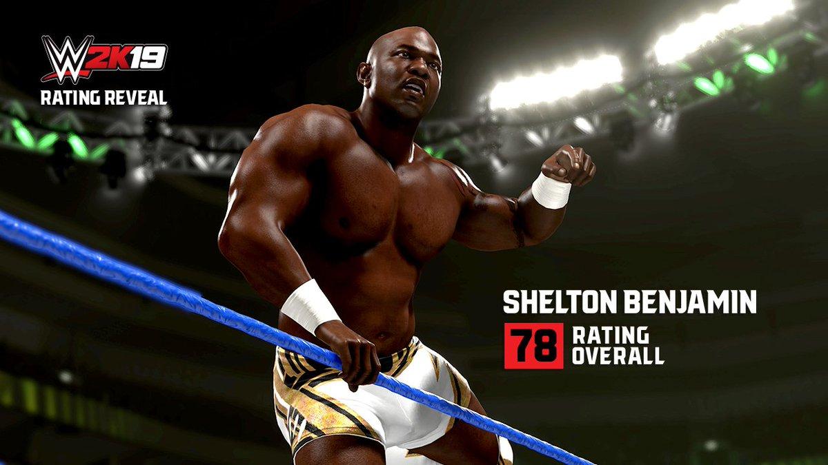 WWE 2K19 : Découvrez les premiers Overalls. - Page 5 Dm69lXOXsAQnjYq