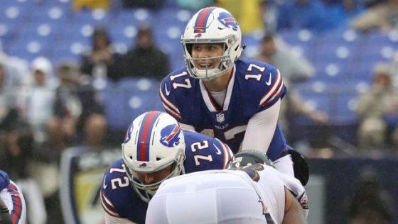 Bills coach Sean McDermott on starting Josh Allen