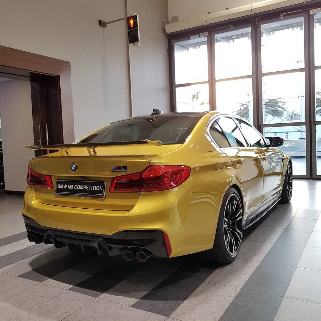 """Zero2Turbo.com On Twitter: """"The New BMW M5 Competition"""