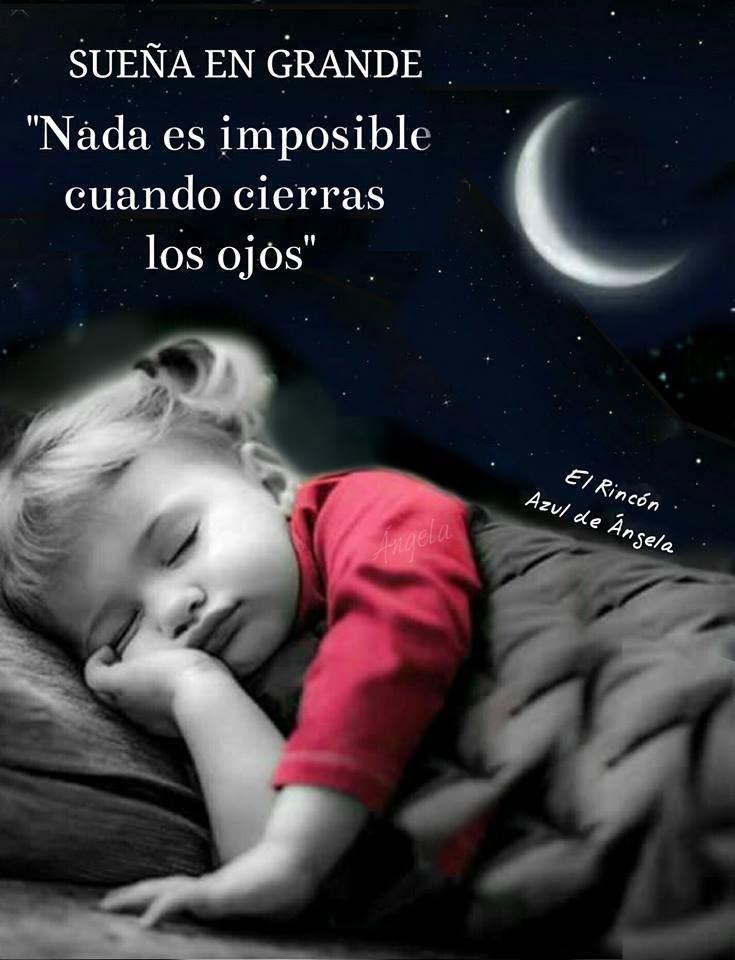 Siente Tu Alma On Twitter Sueña En Grande Nada Es Imposible