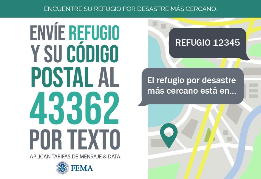 "Estado de emergencia: Lo que se sabe del ""extremadamente peligroso"" huracán Florence Dm6P0SiXsAMsyxI"