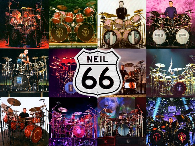 Happy Brother Birthday Neil Peart. You are still in the pocket.