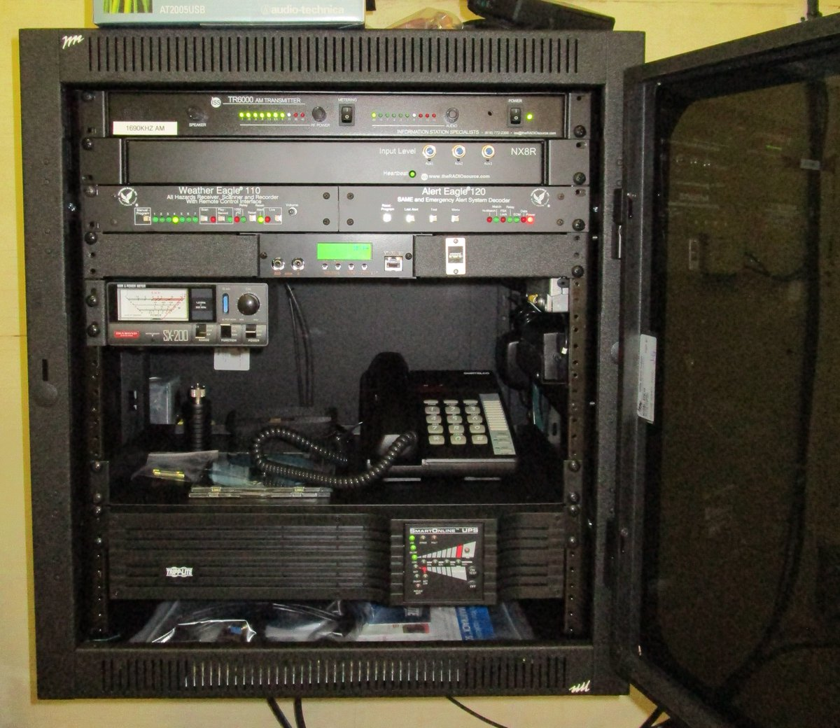 Hello Swfl On Twitter Marco Island Is Getting A New Radio Station This Transmitter Basic But Allows Transmission Of Audio To An Am One Will Transmit Emergency Information During Hurricanes Road Closures