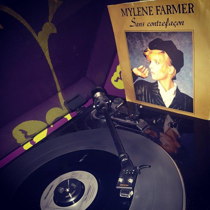 Happy Birthday Mylène Farmer *57* ! Sans contrefaçon ( Polydor/1987)