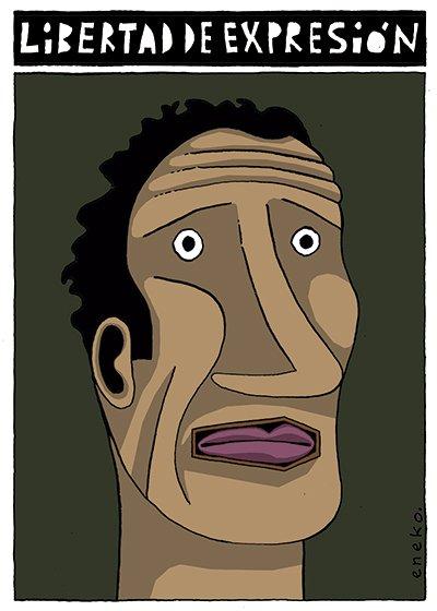 A Willy Toledo. Publicado en @eljueves