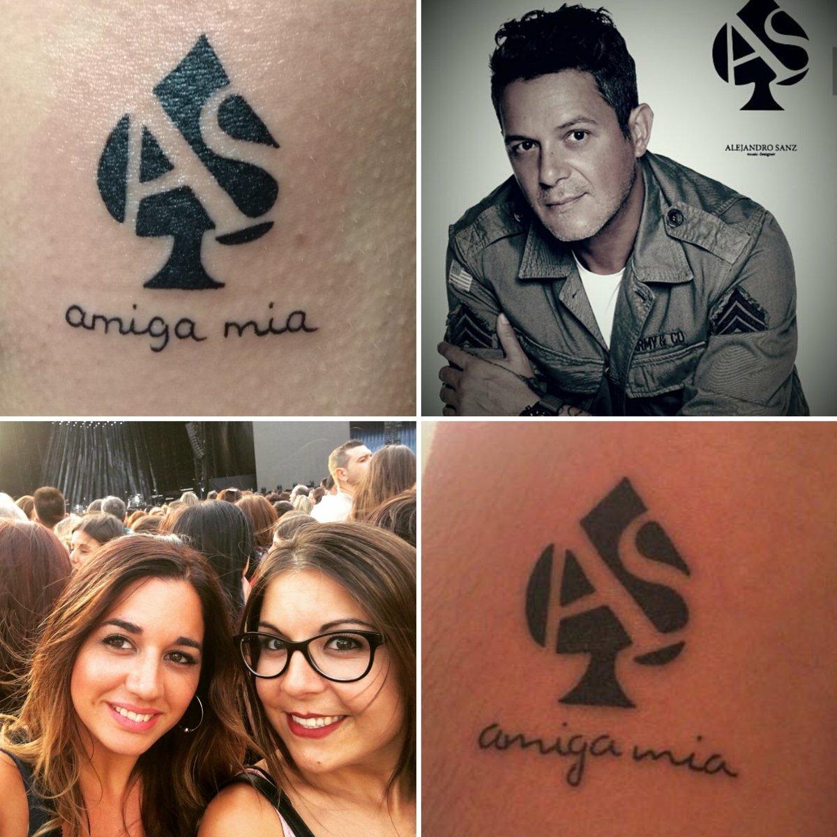 """Todos Los Tatuajes De Alejandro Sanz alejandro sanz on twitter: """"cuantas muestras de cariño me llegan"""