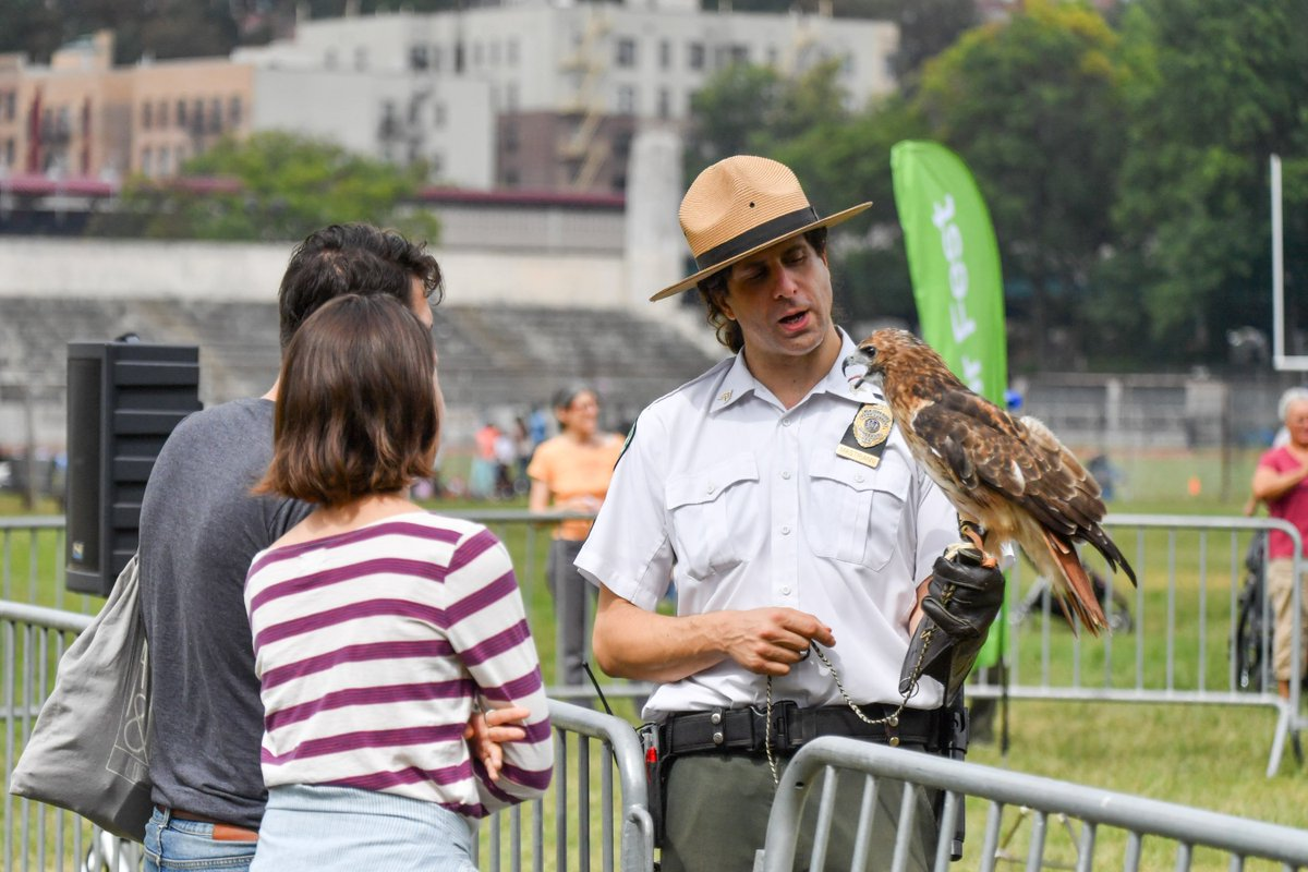 Image result for urban park rangers nyc