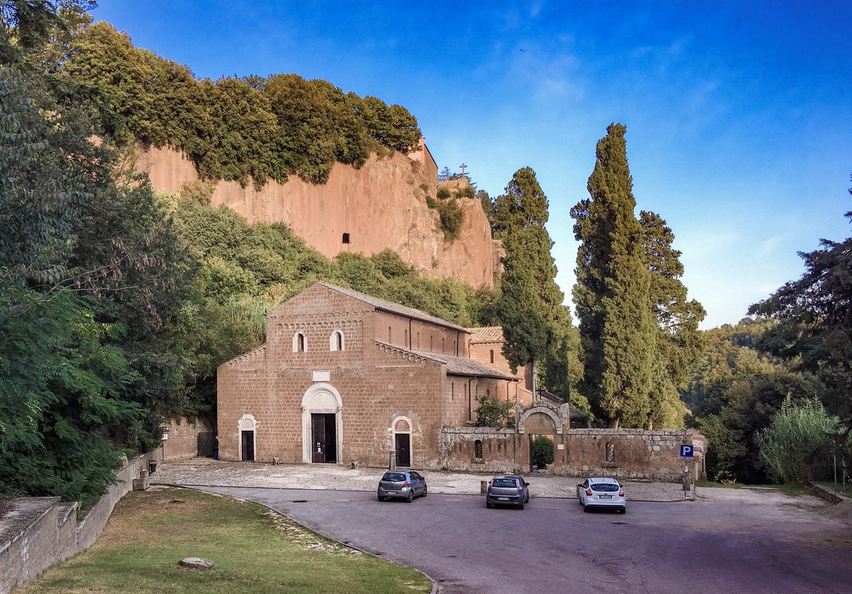 Castel Sant Elia Italia.Claudio Caravano On Twitter Basilica Di Sant Elia Castel Sant Elia Viterbo Visitlazio Italy Italia Photooftheday