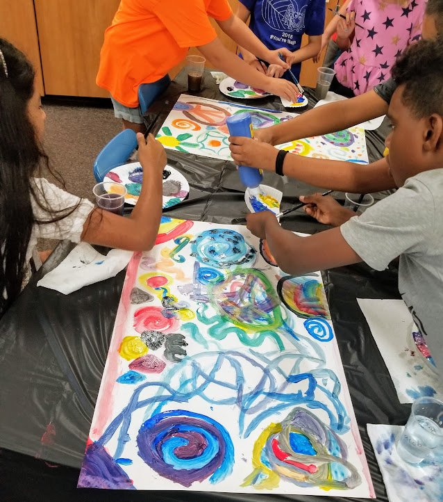 Collaborative Art Projects For Community
