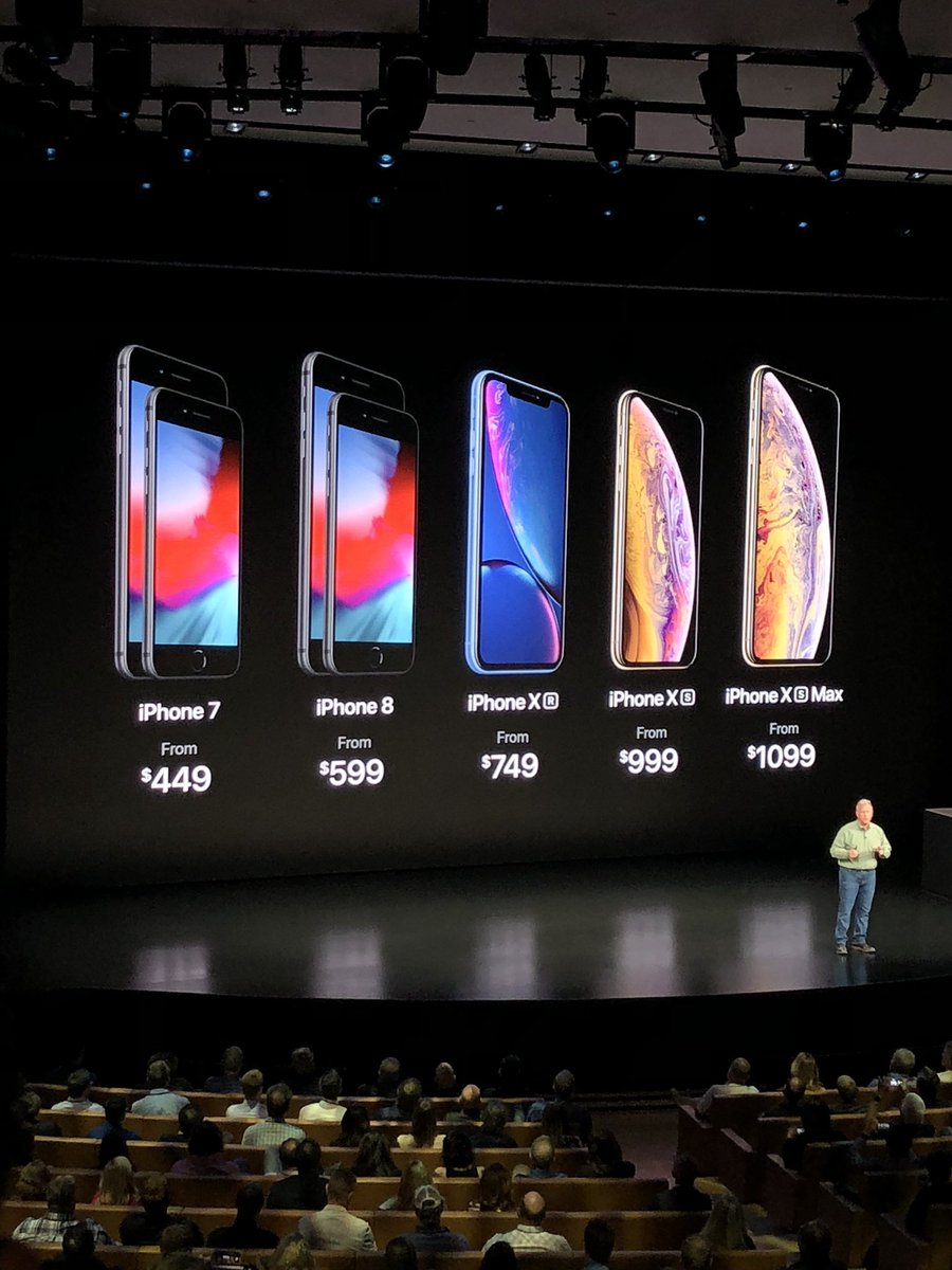Here's our 2018 full iPhone lineup — what are you going to do?