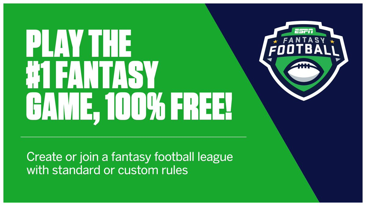 Espn Fantasy Sports On Twitter Theres Still Time Week 1 Is