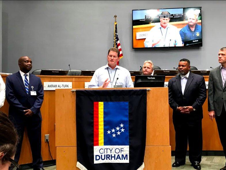 The 9th Street Journal On Twitter Durham City Manager Bo Ferguson