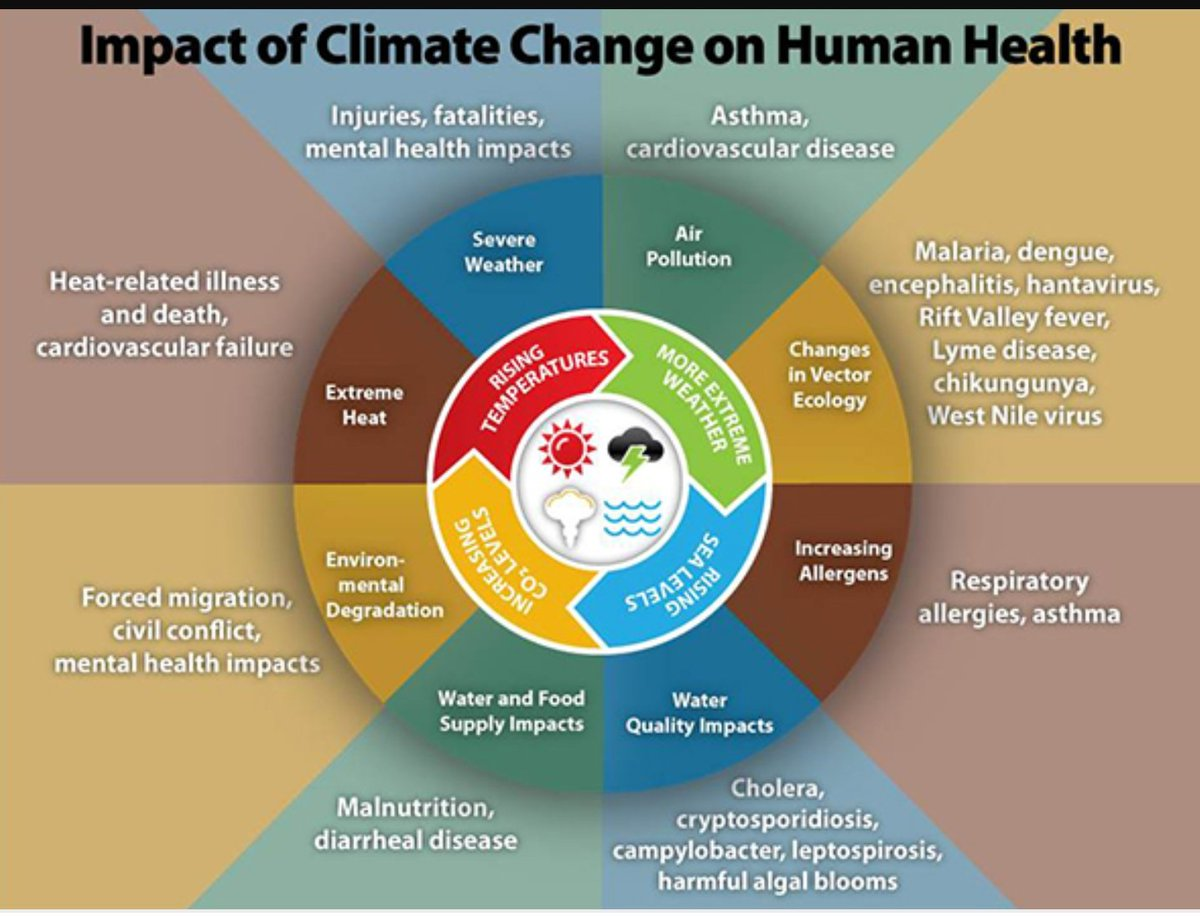 academic article human health and climate The statement that 'people cause climate change' is often made to emphasize that climate change, as it currently unfolds, is a human-induced, rather than a natural, phenomenon however, the principle cause of climate change is high consumption by people in developed countries where population growth has been low or negative.