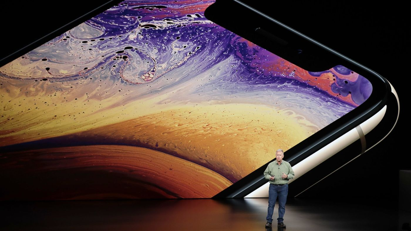 Apple announces iPhone XS Max and pitches a new Apple Watch as a health monitoring device https://t.co/wF5g4slE71 https://t.co/qzMQRyJjzs